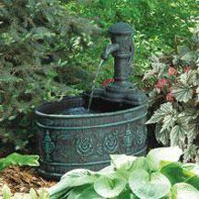 fuentes para jardines fuentes de agua calabria
